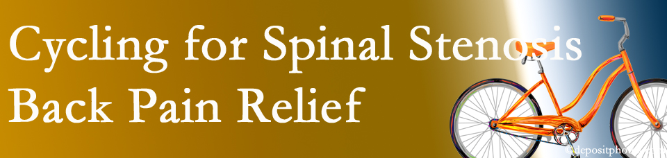 Cycling for Lumbar Spinal Stenosis Pain Relief | Back And