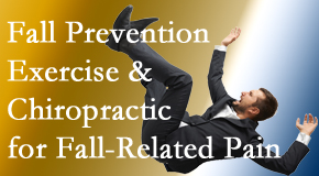 Back And Neck Care Center presents new research on fall prevention strategies and protocols for fall-related pain relief.