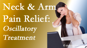 Back And Neck Care Center relieves neck pain and related arm pain by using gentle motion-based manipulation.