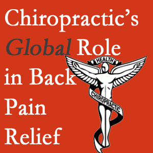Back And Neck Care Center is Severna Park's chiropractic care hub and is excited to be a part of chiropractic as its benefits for back pain relief grow in recognition.