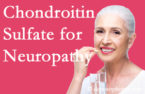 Back And Neck Care Center shares how chondroitin sulfate may help relieve Severna Park neuropathy pain.