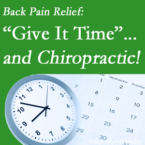 Severna Park chiropractic assists in returning motor strength loss due to a disc herniation and sciatica return over time.