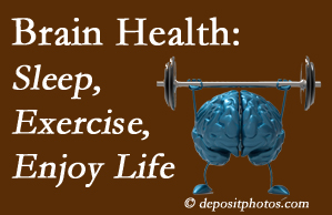 Severna Park chiropractic care of chronic low back pain incorporates advice for sleep, exercise and life enjoyment.